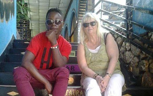 mona lisa and aziz mawanda