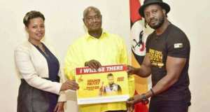 Bebe Cool Unveils How The President Trusts Him