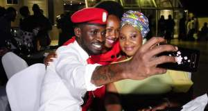 Chaka Chaka Honored Bobi Wine As Uganda's Nelson Mandela