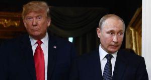 Donald Trump, The US President Invites Vladimir Putin To White House