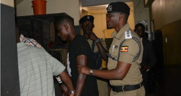 Sipapa arrested by police officers for public nuisance