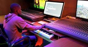 Sipapa Up Opened His Own Recording Studio In Namugongo