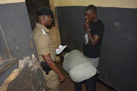 Sipapa arrested