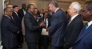 kenyatta and big 4 agenda