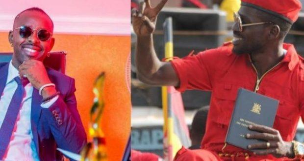 Bobi Wine Honors Eddy Kenzo