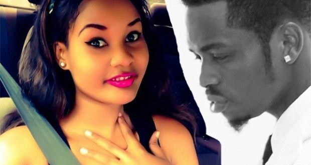 Hamisa Mobetto Attacks Diamond Over Witch-craft Allegations
