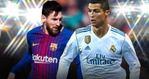 Lionel Messi Overtakes Christiano In The Champion League Hat Trick