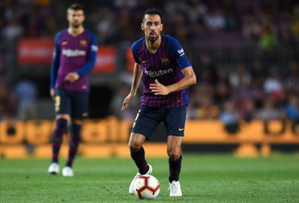 a4a38664406f Sergio Busquets Signs New Contract With Barcelona!