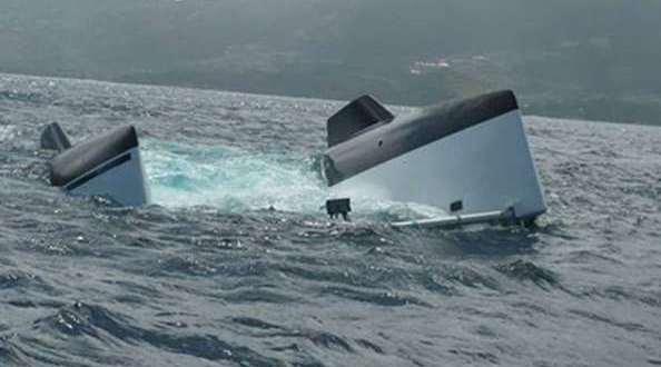 migrants sank