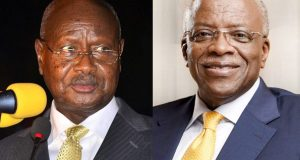Amama Mbabazi Affirms Museveni Is His Close-mate Forever