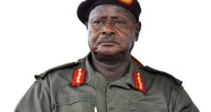 president museveni idle and disorderly
