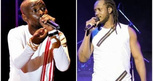 Eddy Kenzo Disagrees With Bebe Cool's Greediness