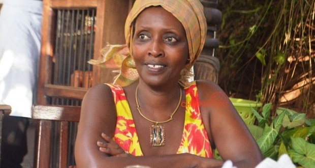 Edith Byanyima Denied Being In People Power Movement