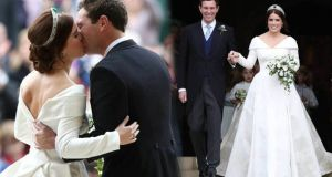 princess eugenie marries jack
