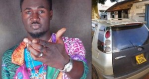 Singer Shidy Stylo's Robbed Car Finally Regained By Police
