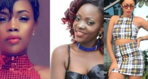 Spice Diana Opens War With The New Spark Tv Live Wire Presenters