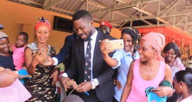 Barbie Kyagulanyi Empowering Women In Kyadondo East Constituency