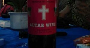 Drunkards Stole Wine From Church Regarded As Holy Water