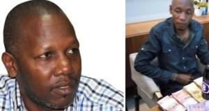 Godfrey Nyakana Grades Bryan White As Some Unproductive Alcoholic