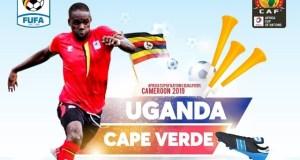 Uganda Cranes To Kick Off With Cape Vade At Nambole Stadium