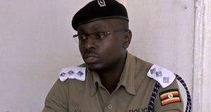 police Luke Oweyesigire on armed robbers