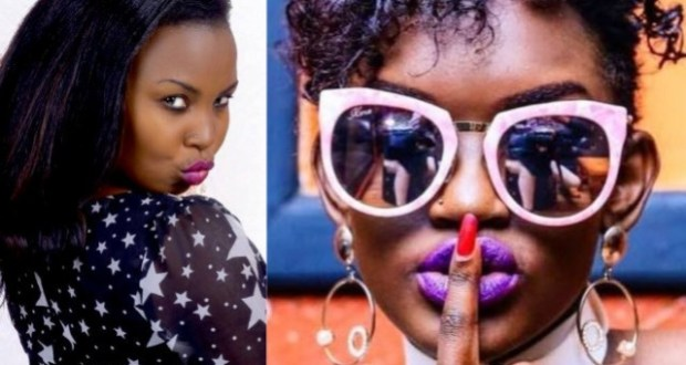 Mary Luswata Opens War With Singer Fille Mutoni