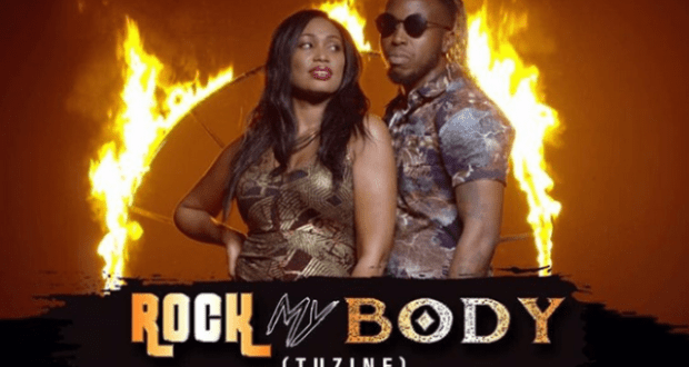 "Rabadaba Dropped Off His Latest Video ""Touch My Body"""