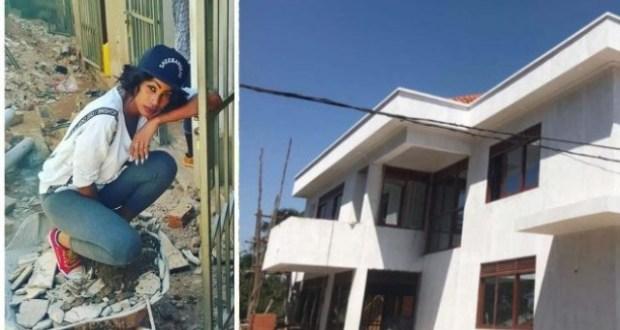 Sheebah Hints On When She's Entering Her Multi-million Mansion