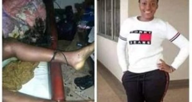 MUBS Student From Nakawa Was Killed By Her Boyfriend