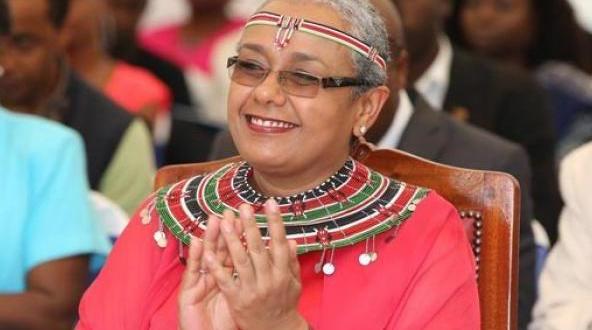 bruce odhiambo and Margaret Kenyatta