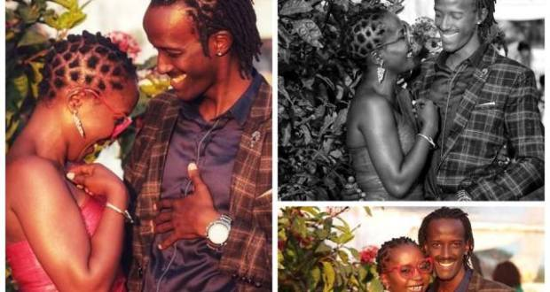 Ann Kansiime Praises Her Fiance For Closing 2018 Together