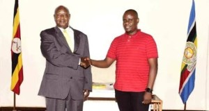 Balaam Praises Museveni For Fighting Corruption In Uganda