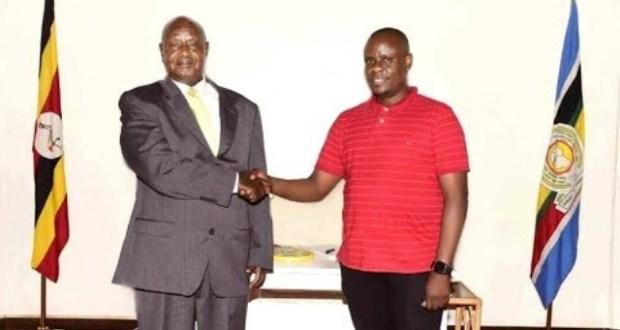 Balaam Praises Museveni For Fighting Corruption In Uganda