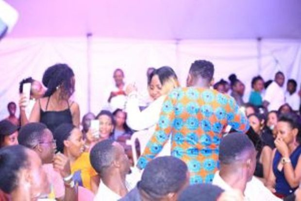 Geosteady entertained