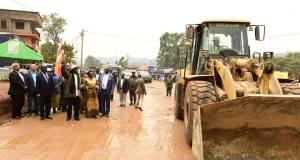 Masaka Bukakata road