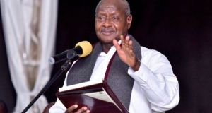 Museveni on muslim youth