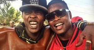Pallaso Congratulates Jose Chameleone Upon Making History