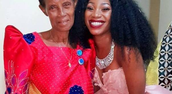 Sheebah Karungi Enjoys Her Festive Season With The Mother