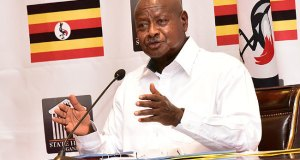 museveni new year speech