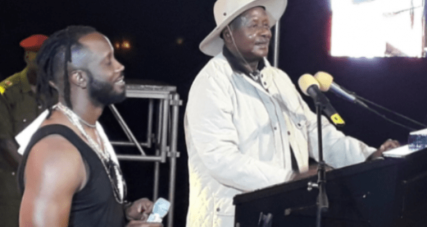 Bebe Cool Vows To Retire If Museveni Gives Up
