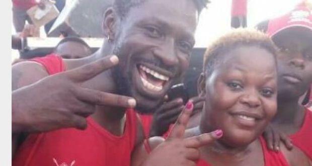 Catherine Kusasira Responds To Bobi Wine