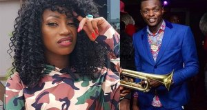 Sheebah And Jose Chameleone Rumors About Their Collabo Circualates