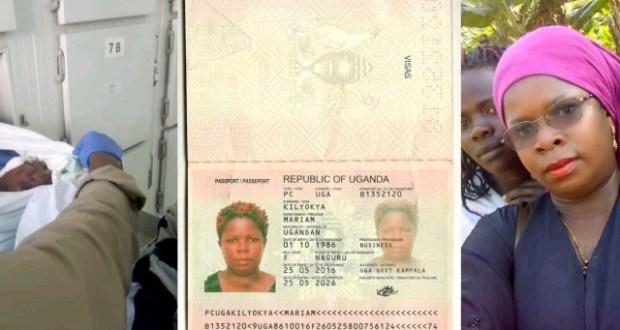 Unknown Ugandan Woman Died