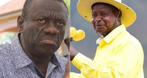 kizza besigye and museveni