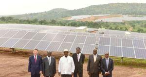 pilot solar park