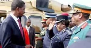 zambian president
