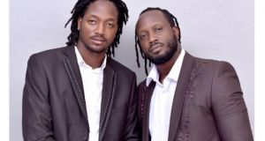 """The Gagamel member and Bebe Cool's first son Allan Hendrik transformed his name to Paper Daddy, as a way of rebranding his legacy. Latest reports indicate that the singer is already planning to surprise his fans with only hit songs every week. Check also: A fool Is driving 2016 Business In 2019 - Dr. Hilderman Attacks Bebe Cool However, with the competitive music industry today, Bebe Cool's song Paper Daddy has finally promised to be more vibrant in the game more that his father. """"I have no time to waste. My father had planned that I release music in three months' time but I think I can't wait any longer,"""" he said. Allan Hendrick has always been in Bebe Cool's shadow ever since he joined the entertainment industry. But since he's now a grown up, the upcoming musician is now ready to prove his worth. Check also; Video! Gravity Omutujju Causes Rumors After A Collabo With Bebe Cool """"Poor Men Are Nagging, Rich Men Show off"""" - Cindy Confused About Rich And Broke Men Bebe Cool Gives Son Allan Hendrick Mercedes Benz"""
