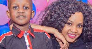 Zahara Toto Celebrates His Son's Birthday Today