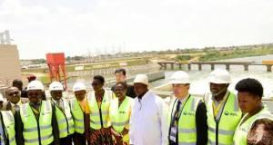 president museveni isimba dam