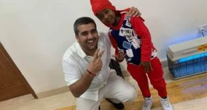 Fresh Kid and Rajiv Ruparelia